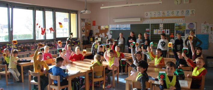 Kreativne delavnice učencev 5. in 6. razreda