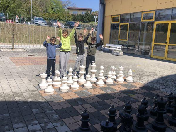 Državni prvaki v šahu