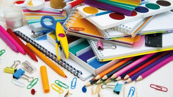Zbiranje šolskih potrebščin za šolsko leto 2021/22